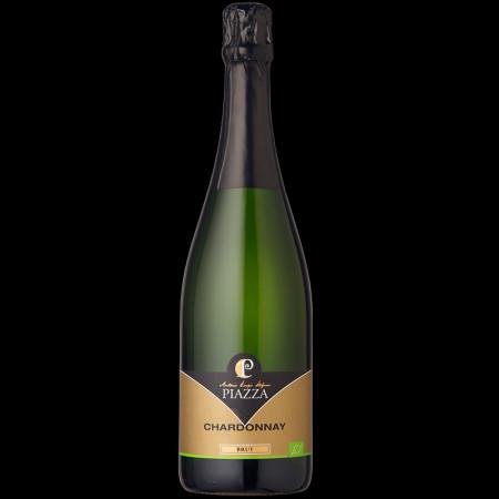 Vino Spumante Biologico - Piazza AGS - Chardonnay Brut